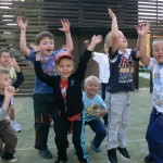 Restart tréninků Atletických přípravek Olomouc