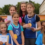 Naše holky stříbrné v Prostějově