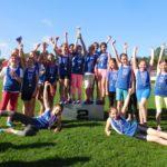 Naše holky vybojovaly v soutěži družstev 2.místo!