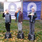 Na Podzimním trojboji závodilo 104 dětí.
