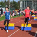 První z atletických ostrovů navštívíme ostrov Běžecko
