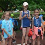 Družstvo dívek v Prostějově opět zvítězilo!