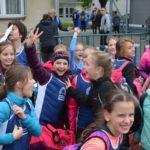 Naše holky vyhrály 1.kolo soutěže družstev atletických přípravek