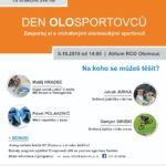 Tip na akci – Den OLOsportovců