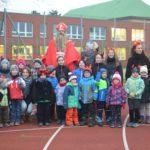 Svátek svatého Mikuláše jsme oslavili Mikulášským běháním