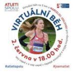 Virtuální běh v rámci akce Atleti spolu – 2.června 2021