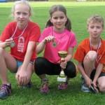 Nestlé dětská zlatá liga 2016