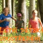 Letní dětské soustředění Třemešek 2017